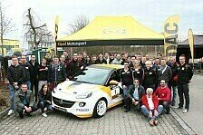 ADAC Opel Rallye Cup - Technik-Workshop
