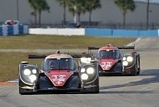 USCC - Vier ALMS-Teams vorne: Doppelf�hrung f�r Rebellion