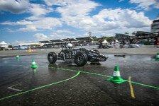 Formula Student - Gewicht halbiert: Teamvorstellung - Running Snail