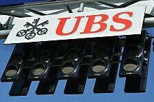 Formel 1 - Kundenplattform im Mittelpunkt: UBS reduziert Sponsordeal