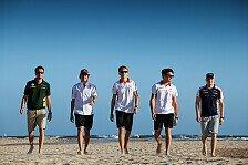 Formel 1 - �berflieger & Bruchpiloten: Die Formel-1-Rookies in Saisoncheck