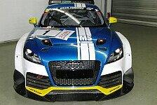 VLN - Keine Tests m�glich: LMS Engineering zieht Audi TT-RS zur�ck