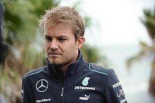 Formel 1 - Reifenverschlei� wird entscheidend: Rosberg: Setzen 2013 voll auf Konstanz
