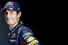 Formel 1 - Ein neues Kapitel: Kommentar - Webber: Endlich erste Reihe
