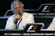 Formel 1 - Ger�chte um Regel�nderungen: Neues Strafsystem? Meeting in Spanien geplant
