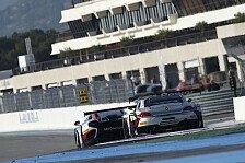 Blancpain GT Serien - Proben in der Provence: 47 Fahrzeuge beim offiziellen Test