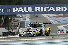Blancpain GT Serien - Maxime Martin! Wer sonst?: BES in Frankreich: BMW auf der Pole