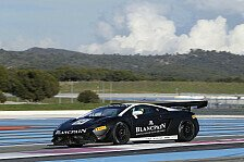 Blancpain GT Serien - Stierkampf im franz�sischen S�den: Training in Le Castellet: Lamborghini legt vor