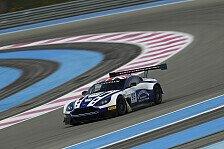 Blancpain GT Serien - SRO-Test in Le Castellet