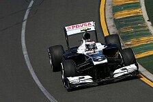 Formel 1 - Williams: Aero-Entscheidung gefallen