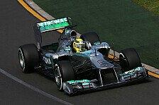 Formel 1 - Rosberg: Ein interessanter Tag