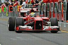 Formel 1 - Australien GP: 2. Training im Live-Ticker