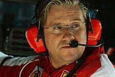 Formel 1 - Nach OP wieder am Kommandostand: Pat Fry in Monaco wieder vor Ort