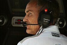 Formel 1 - Um nach vorne zu kommen, ist Geld notwendig: Whitmarsh: F1 falscher Ort f�r Kostenkontrolle