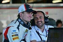 Formel 1 - Woking r�stet auf: Fix: Morris zu McLaren