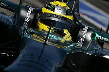 Formel 1 - Rosberg: Wir haben noch nicht alles gezeigt