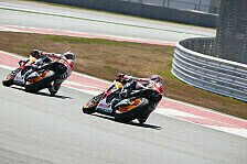 MotoGP - Rossi & Lorenzo nicht allzu überrascht