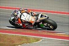MotoGP - Lorenzo gibt erste Bestzeit vor