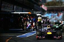 Formel 1 - Red Bull f�llt auf, McLaren ab: Melbourne: Die Favoriten-Analyse zum Freitag