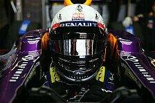 Formel 1 - Vettel: Top-Runde ohne Bedeutung
