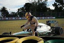 Formel 1 - Hamilton: Wir sind dabei