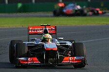 Formel 1 - McLaren erlebte einen harten Tag