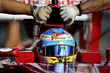 Formel 1 - Ferrari fühlt sich nach Training bestätigt