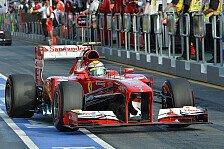 Formel 1 - Zehnmal besser als 2012: Massa: Guter Saisonauftakt