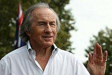 Formel 1 - Stewart sorgt sich um Indien GP