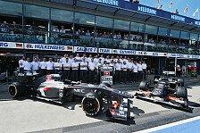Formel 1 - Zu schnell: Strafe für Temposünder Hülkenberg