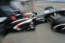 Formel 1 - Hülkenberg: Man ist nur Passagier