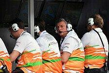 Formel 1 - Video: Ice Bucket Challenge: Otmar Szafnauer & Steve Curnow