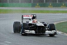 Formel 1 - Maldonado: Das Auto ist unfahrbar