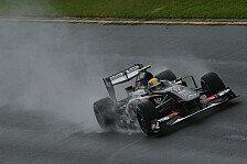 Formel 1 - Gutierrez nimmt Aus auf seine Kappe