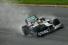 Formel 1 - Australien: Rennleitung bricht Qualifying ab