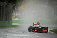 Formel 1 - Button: Abbruch war die richtige Entscheidung