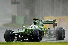 Formel 1 - Caterham: Beide Autos im Qualifying zerstört