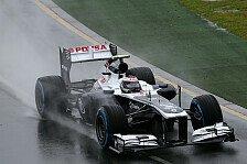 Formel 1 - R�cktritt f�r Fortschritt: Williams: Der FW35 ist keine Fehlgeburt