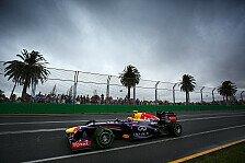 Formel 1 - Der Heimfluch h�lt an: Webber: Bis Runde zwanzig kein KERS
