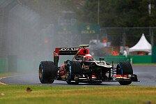 Formel 1 - Starke Leistung bei allen Bedingungen: Grosjean w�re gerne weiter gefahren
