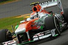 Formel 1 - Bilder: Die besten Bilder 2013: Force India