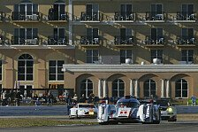 USCC - Klaus Graf f�r Muscle Milk bester Privatier: Audi f�hrt die Startphase in Sebring an