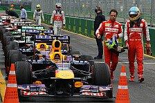 Formel 1 - Perez sollte 2012 auf Alonso aufpassen: Briatore: An Massas Stelle ungl�cklich