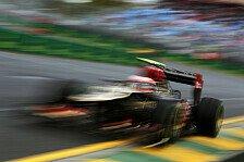 Formel 1 - Lotus-Bedingungen vs. Ferrari-Tiefstapeln: Malaysia GP: Die Teamvorschau