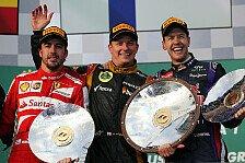 Formel 1 - Die Besten des Jahres: Die MSM-Top-10 der Saison 2013