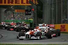 Formel 1 - Top-5 im Visier: Fernley: Profit aus McLaren-Misere schlagen