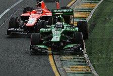 Formel 1 - Qualit�tskontrolle bei Caterham: Video - Caterham Unchained - Episode 6