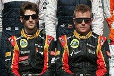 Formel 1 - Fahrerandrang bei Lotus: Lopez: Keine Eile bei Fahrerpaarung f�r 2014