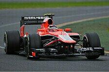 Formel 1 - Sepang und Singapur: InstaForex sponsert Marussia