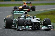 Formel 1 - Video: Formel 1 - Mercedes W04: Hamiltons erster Silberpfeil im Detail